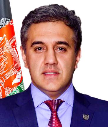 Ambassador Yama Yari